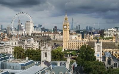 Jr./Sr. Trip to London