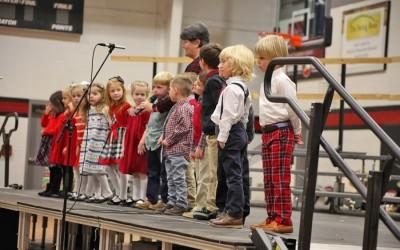 GCS 4year old/Kindergarten Christmas program