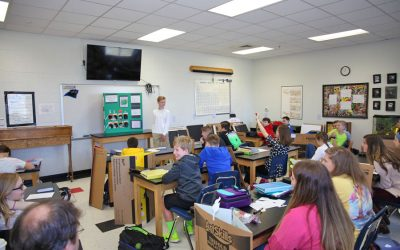 Science Fair project presentations