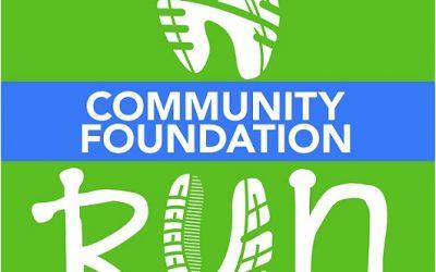 Community Foundation Run donations