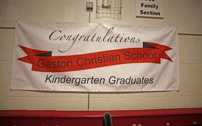 2017 GCS Kindergarten Grad March