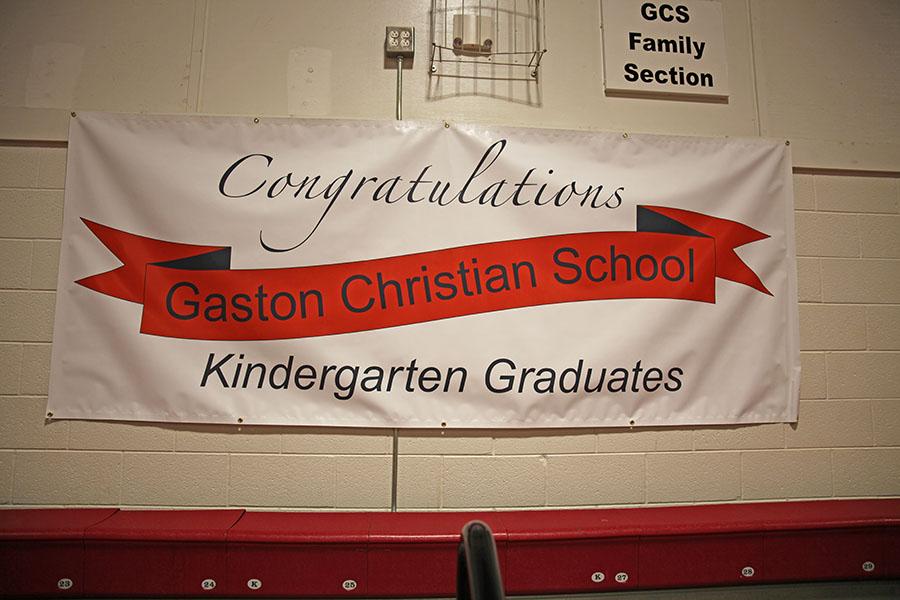 2017 GCS Kindergarten Graduation Ceremony