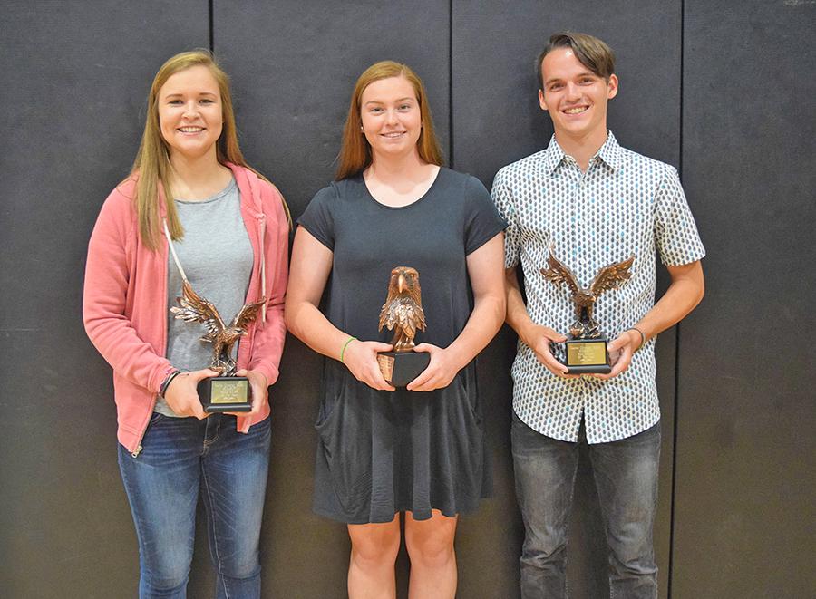 2017 Varsity Athletic Awards