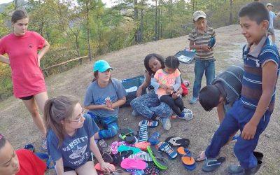 """Flip Flop Drop"" for Honduras Missions"