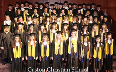 Gaston Christian School Class of 2017