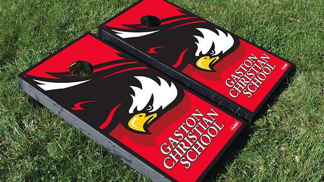 Cornhole Tournament before the Alumni Game – August 4th