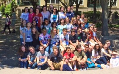 8th grade trip to Charleston